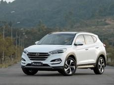 Đánh giá xe Hyundai Tucson CKD 2017: Tự tin chinh phục mọi nẻo đường