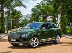 Bentley Bentayga W12 độ độc tại Việt Nam