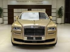 Rolls-Royce Ghost Oasis Edition