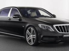 Mercedes-Maybach S600 độ độc