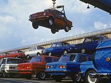 Top 4 mẫu xe ô tô huyền thoại của Liên Xô