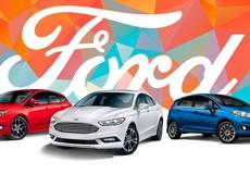Các mẫu xe Ford nổi bật cho năm 2018