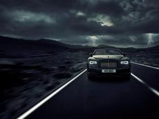 Siêu xe Rolls-Royce Ghost Black Badge đầu tiên trên phố Hà Nội