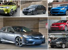 Top xe đô thị đáng mua nhất 2018