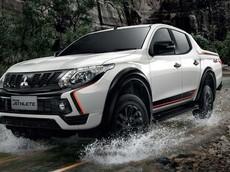 Mitsubishi Triton Athlete mới ra mắt với thiết kế ấn tượng hơn và trang bị tốt hơn