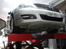 Nhao lái, lệch vô-lăng - bệnh ôtô tài xế Việt thường gặp
