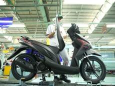 Honda nâng cấp xe ga cho nữ Vario 110 ESP