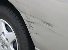 7 thói quen dễ gây trầy xước sơn xe
