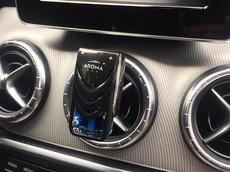 Khử mùi ô tô từ tinh dầu thiên nhiên