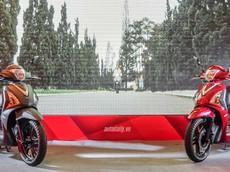 SYM Fancy 125 - Xe có ABS rẻ nhất Việt Nam ra mắt với giá 38,9 triệu Đồng