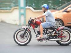 Chi tiết Honda Rebel 125 mua hơn 20 cây vàng độ dáng Bobber của người sưu tầm mô tô tại Sài thành