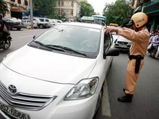 Các mức phạt vi phạm giao thông sẽ có hiệu lực từ 1/1/2018