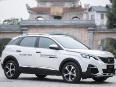 """Đánh giá xe Peugeot 3008 giá 1,199 tỷ - """"Đắt xắt ra miếng"""""""