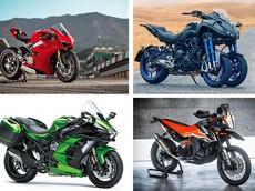 Điểm mặt những mẫu xe mô tô được mong chờ nhất năm 2018