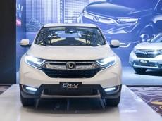 """Honda CR-V 2018 chưa có giá chính hãng, đại lý """"hét"""" giá 1,25 tỷ Đồng"""