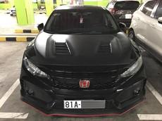 Honda Civic lên đời phiên bản hiệu suất cao Type R của tay chơi Gia Lai
