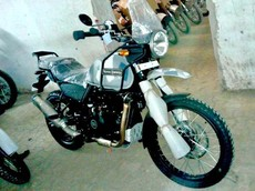 Xe việt dã Royal Enfield Himalayan Camo bất ngờ xuất hiện tại đại lý