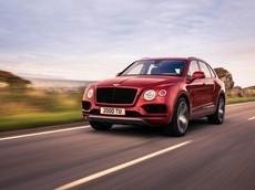 Bentley Bentayga V8 trình làng với hệ thống phanh lớn nhất thế giới