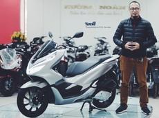 Honda PCX 2018 với động cơ 150cc có gì khác biệt với mức giá 70,49 triệu Đồng?
