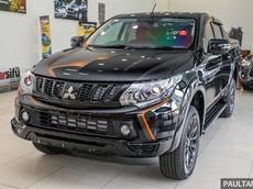 Sau Thái Lan, Mitsubishi Triton Athlete tiếp tục đặt chân đến Malaysia
