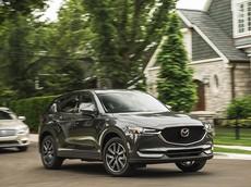 """Tháng 1: CX-5 2018 trở thành mẫu xe """"gánh team"""" của Mazda"""