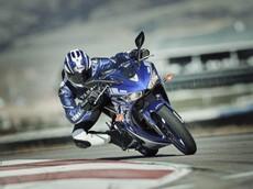 Yamaha R3 2018 trình làng với ABS kênh đôi, lốp Metzeler