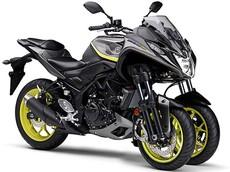 Yamaha Niken 2019 - Xe ba bánh mới sử dụng động cơ của Yamaha MT-03