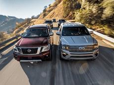 5 lý do nên chọn SUV cỡ lớn thay vì crossover 3 hàng ghế