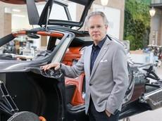 """Hậu duệ của """"thần gió"""" Pagani Huayra sẽ dùng máy Mercedes-AMG và số sàn"""