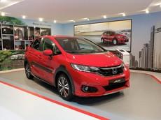 Honda Jazz X-Road - Xe hatchback giả phong cách crossover