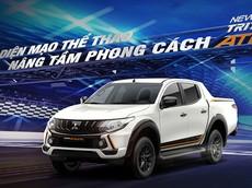 Mitsubishi giới thiệu Triton Athlete 2018 tại Việt Nam, giá từ 742 triệu Đồng