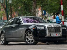 Xe ngoại giao có thể chuyển nhượng tại Việt Nam từ tháng 4