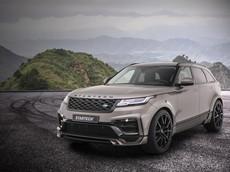 Range Rover Velar lột xác nhờ bản độ của Startech