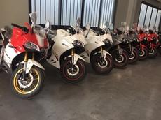 """Tiểu """"Ducati Panigale"""" mới về Việt Nam đã có 3.000 chiếc bán ra tại Thái Lan"""