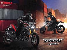 Giá xe Yamaha TFX 150 2018 tháng 3 năm 2018