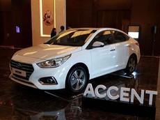 Không chỉ Santa Fe 2019, Hyundai Thành Công còn mang Accent 2018 về Việt Nam