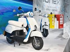 Kymco Many EV - Xe điện mới có thiết kế thời trang, công nghệ hiện đại