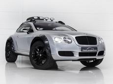 Quên Bentayga đi, đây mới là chiếc xe off-road Bentley mà nhiều người thèm muốn