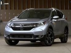 Đây là lí do tại sao nên mua Honda CR-V 2017