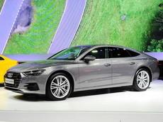 """Chiêm ngưỡng Audi A7 Sportback 2018 """"bằng xương, bằng thịt"""" tại Đông Nam Á"""