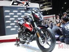 Mô tô Thái Lan GPX Razer 220 chính thức ra mắt với giá 51 triệu VNĐ