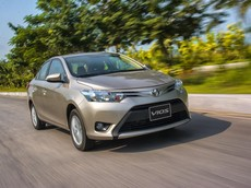 Giá xe Toyota 2018 mới nhất tháng 4/2018: Không có nhiều biến động