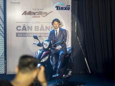 Piaggio Medley ABS 2018 chính thức được ra mắt tại Việt Nam, giá khởi điểm 72.5 triệu Đồng