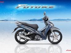 Giá Honda Future 125 2018 mới nhất tháng 4/2018