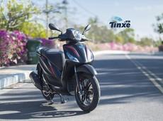 Đánh giá nhanh xe tay ga cao cấp Piaggio Medley ABS 2018