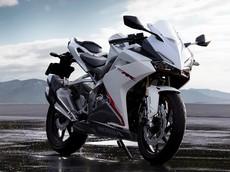 Honda CBR250RR 2018 Trắng Ngọc trình làng, giá chính thức 170 triệu VNĐ