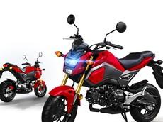 Giá xe Honda MSX 125 2018 mới nhất tháng 4/2018