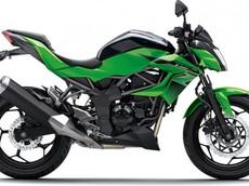 Kawasaki Z250 SL 2018 ra mắt với giá 90 triệu VNĐ