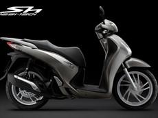 So sánh nhanh Honda SH 150 và Honda SH 125