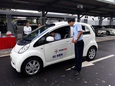 Đà Nẵng nhận 4 ô tô điện cho dự án hợp tác cùng Mitsubishi